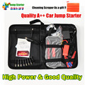 2017 Super Capacity Car Jump Starter 12V Mini Portable 4USB Power Bank SOS Lights Car Battery Charger for Petrol & Diesel Car