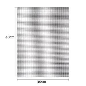 Image 5 - Non Stick BBQ Mesh Grill Mat Churrasco Barbecue Liner Roaster Tools Cooking Sheet barbacoa bbq grill accessories for outdoor