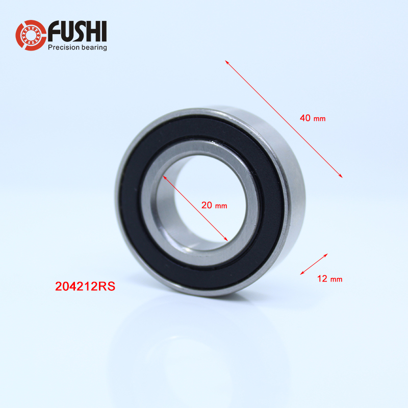 204012 Non-standard Ball Bearings ( 1 PC ) Inner Diameter 20 mm Outer Diameter 40 mm Thickness 12 mm Bearing Size 20*40*12mm high quality of non standard special motor bearings mr125zz size 5 12 4 mm helicopter model car available