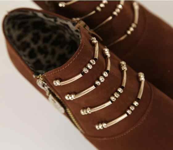2018 новые женские туфли-лодочки на высоком каблуке 10,5 см повседневная женская обувь ботильоны на высоком каблуке женские ботинки Летняя обувь женские туфли-лодочки botas 666