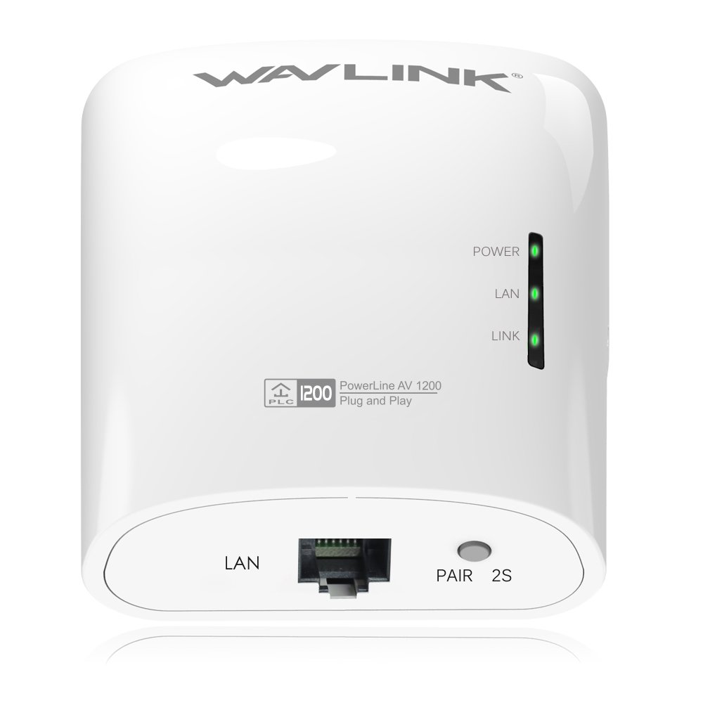 Wired Access Point | Wavlink Neueste Ein Paar Powerline Av1200 Extender Stromleitung