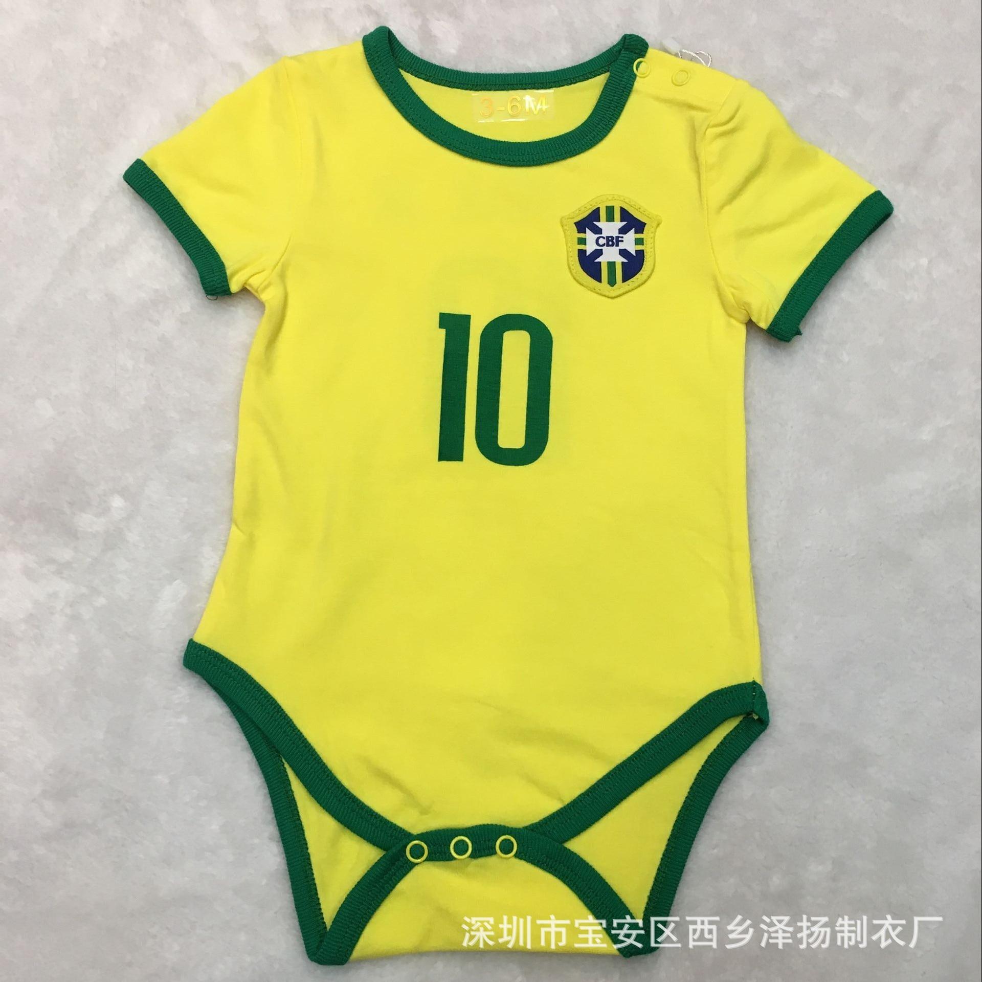 cc7932d056 Infantil roupas macacão de bebê meninas e meninos populares esportes ...