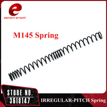 Element Airsoft Tactical Irregular Spring M145 for Rifle Accessories AE Gearbox Hunting