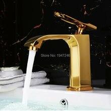 Modern Fabrika Doğrudan Yeni Varış Yeni Tasarım Tek Kolu Tek Delik Bayağı Havzası Flick Mikser Dokunun Banyo Gemi Bataryası