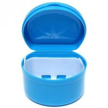 Mini style Dental Denture Teeth Storage Case Box Beauty Health Care