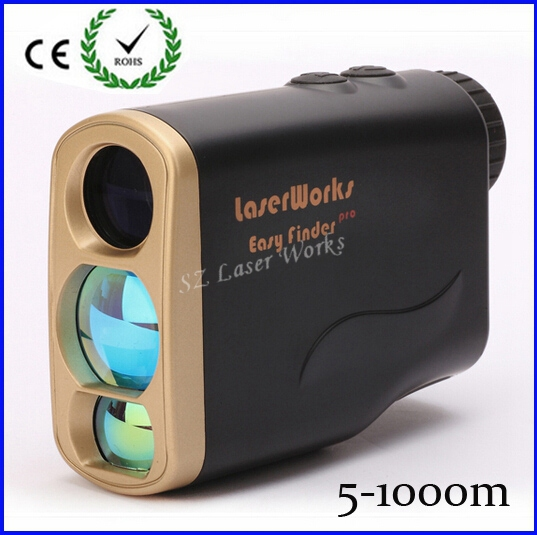 6x25 Hunting Monocular Telescope Golf Laser range Distance Meter Rangefinder 1000m Range Finder with 7 measurement modes laser rangefinder 1000m distance meter binocular telescope speed measure angle measurement hunting rangefinder telescope dr007