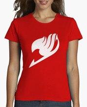 Fairy Tail short O neck Print T Shirt