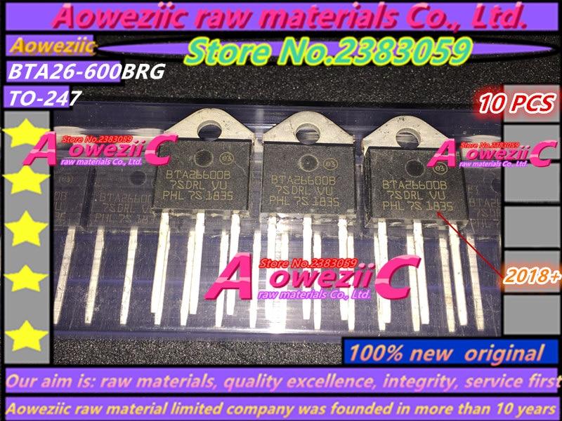 2 x BTA41-600BRG BTA41-600 Triac 600V 40A FREE SHIPPING
