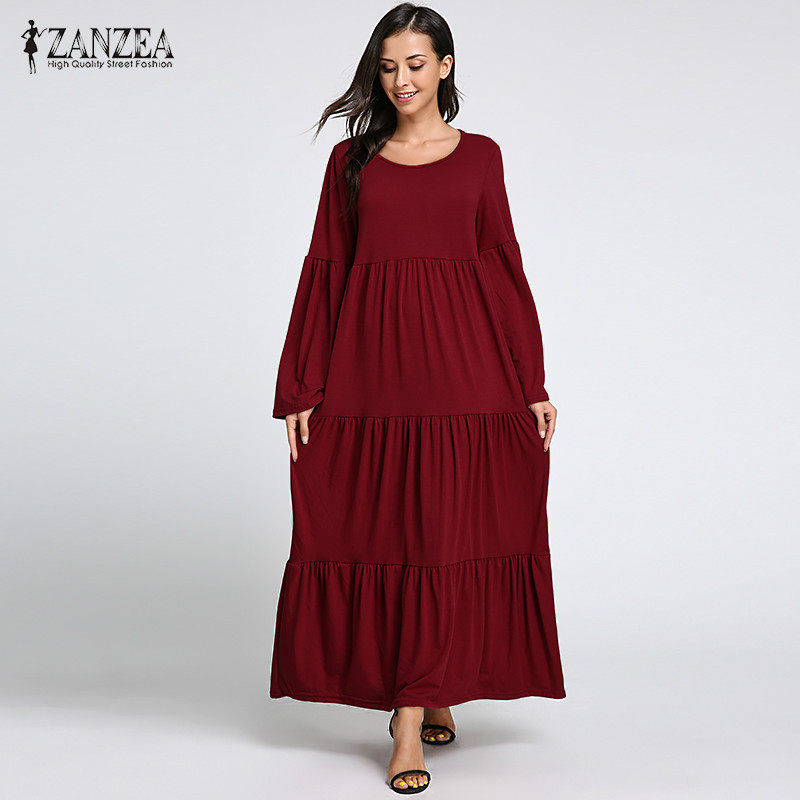 Plus Size Casual Fall Dresses