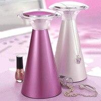 Creative fashion bar table LED lamp table lamp small night light lamp mushroom Romantic angel atmosphere