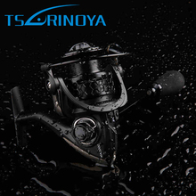 NEW Tsurinoya Super Technology Fishing Reel 9 Bearing Balls 2000-5000 Series Spinning Reel Boat Rock Fishing Wheel