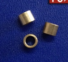 20pcs/lot Inner Diameter :4mm Outer diameter:6mm  Length: 5mm. Copper-based Powder Metallurgy Oily Bearing