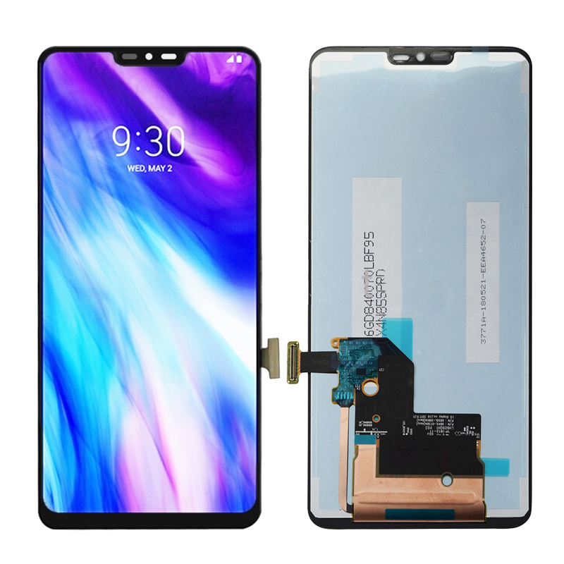 6.1 For LG G7 G710 G710EM G710PM G710VMP ThinQ LCD with Touch Screen Digitizer Replacement Parts Free Shipping6.1 For LG G7 G710 G710EM G710PM G710VMP ThinQ LCD with Touch Screen Digitizer Replacement Parts Free Shipping