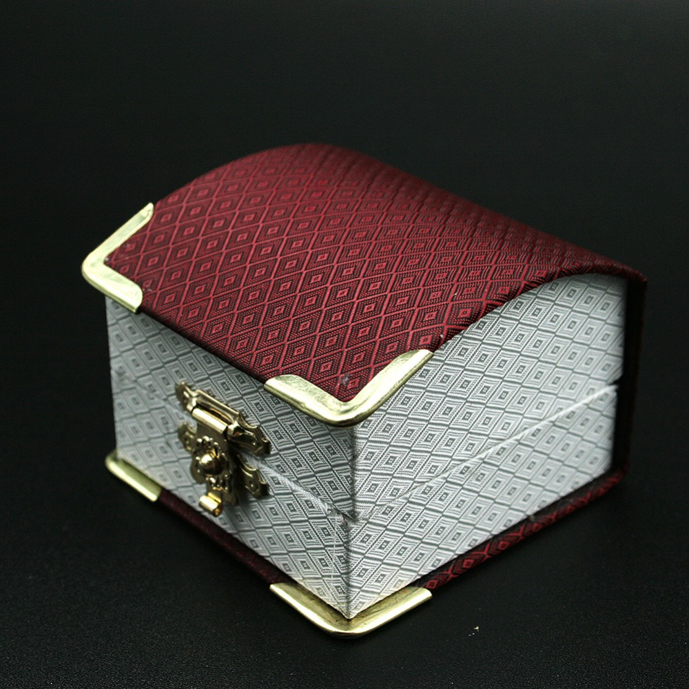 1Pcs Jewelry Carrying Case New Fashion Beautiful Ring Packaging ...