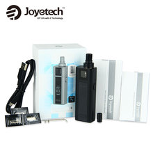 100% original joyetech cuboid mini kit completo con la batería incorporada de la batería 2400 mah cuboid mini y cuboides mini atomizador 5.0 ml