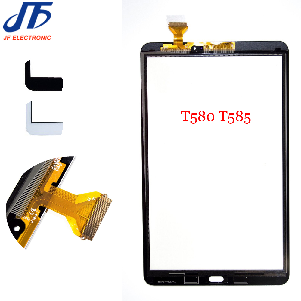 New 10 1 inch For Samsung Galaxy Tab A T585 T580 Touch Screen Digitizer Glass Panel