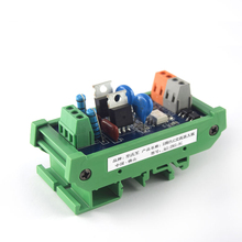 2-way AC Amplifier Board PLC Relay Power Output Board SCR Contactless Switch Compatible with NPN/PNP