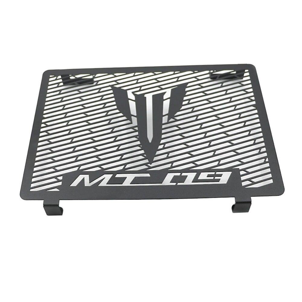 14-18 For Yamaha MT-09 FZ-09 Radiator Grille Cover Guard Protection Protetor MT09 MT FZ 09 FZ09 2014 2015 2016 2017 2018 crash bar mt 09