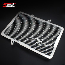 Stainless Steel Motorcycle Radiator Guard Radiator Grille Cover Fits For HONDA CB650R 2019 2020 2021