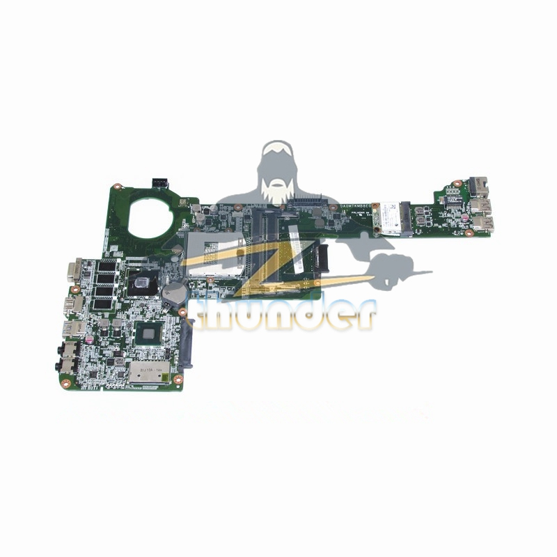 A000255480 DA0MTKMB8E0 REV E for toshiba satellite C40 C40-A laptop motherboard with 710M DDR3L