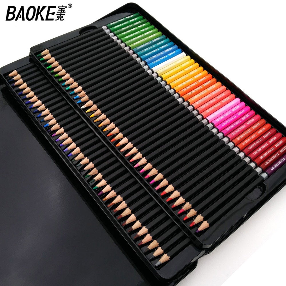 BAOKE Fine Art Colouring Pencils