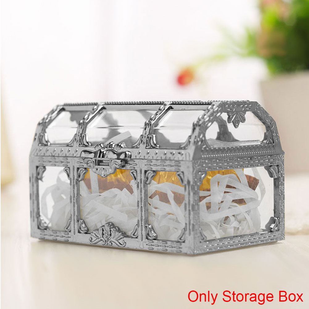 Jewelry-Box-Case Trinket Makeup Transparent-Organizer Desktop Crystal Chest Home-Treasure-Storage title=