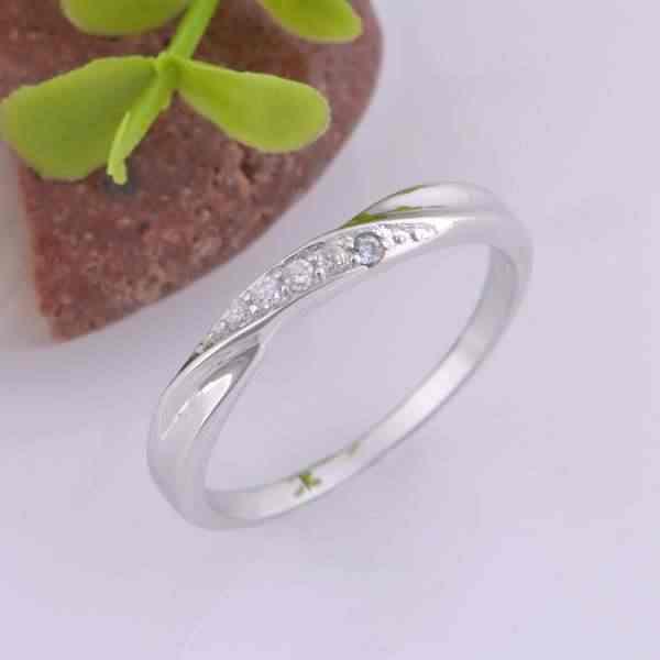 2016 חדש vashiria נחמד אופנה מצופה זהב 925 cz טבעת מאהב זוג נחמד j293