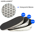 KOTLIKOFF Height Increase Insole Adjustable 1.5/2.5/3.5CM Air Cushion Invisible Pads Soles Insoles inserts For Shoes Men/Women