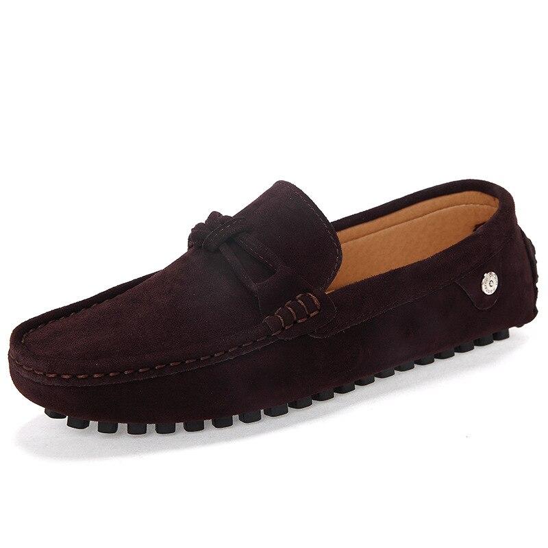 Homens Green Sapatos Couro Casuais Respirável red De Primavera brown Doug 2018 blue black RBqrWRw8