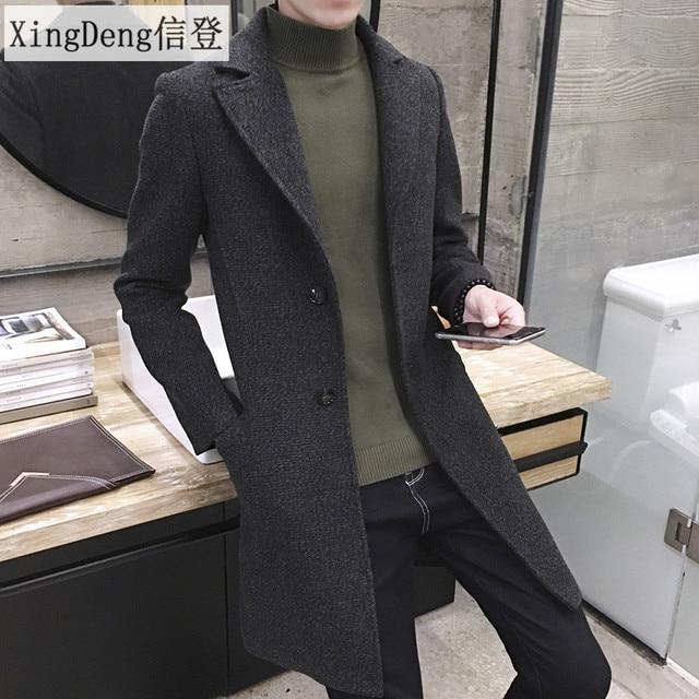 XingDeng Men's Spring...