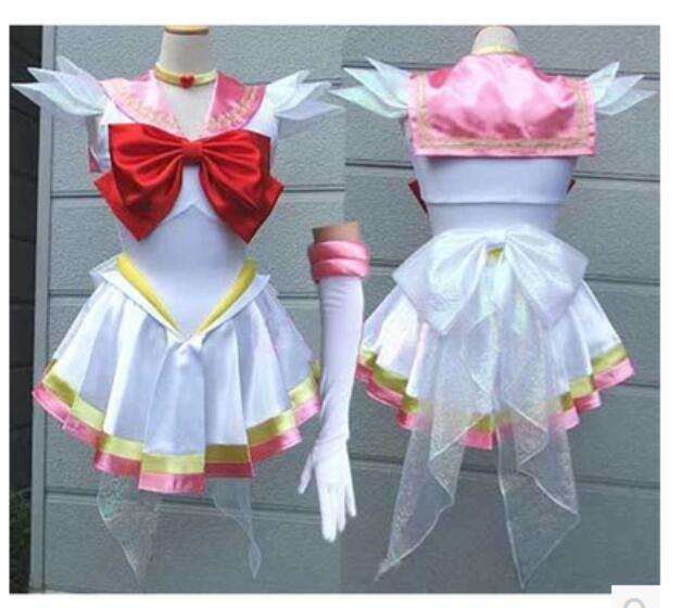 Anime chaud marin lune Cosplay marin lune Cos Halloween homme femme rose bleu Cosplay Costume japonais uniforme scolaire