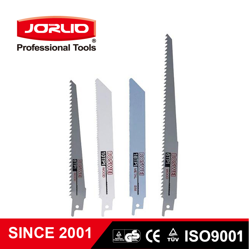 10pcs Jig Saw Blades Reciprocating Saw Metal For Wood Cutting Power Tools Accessories