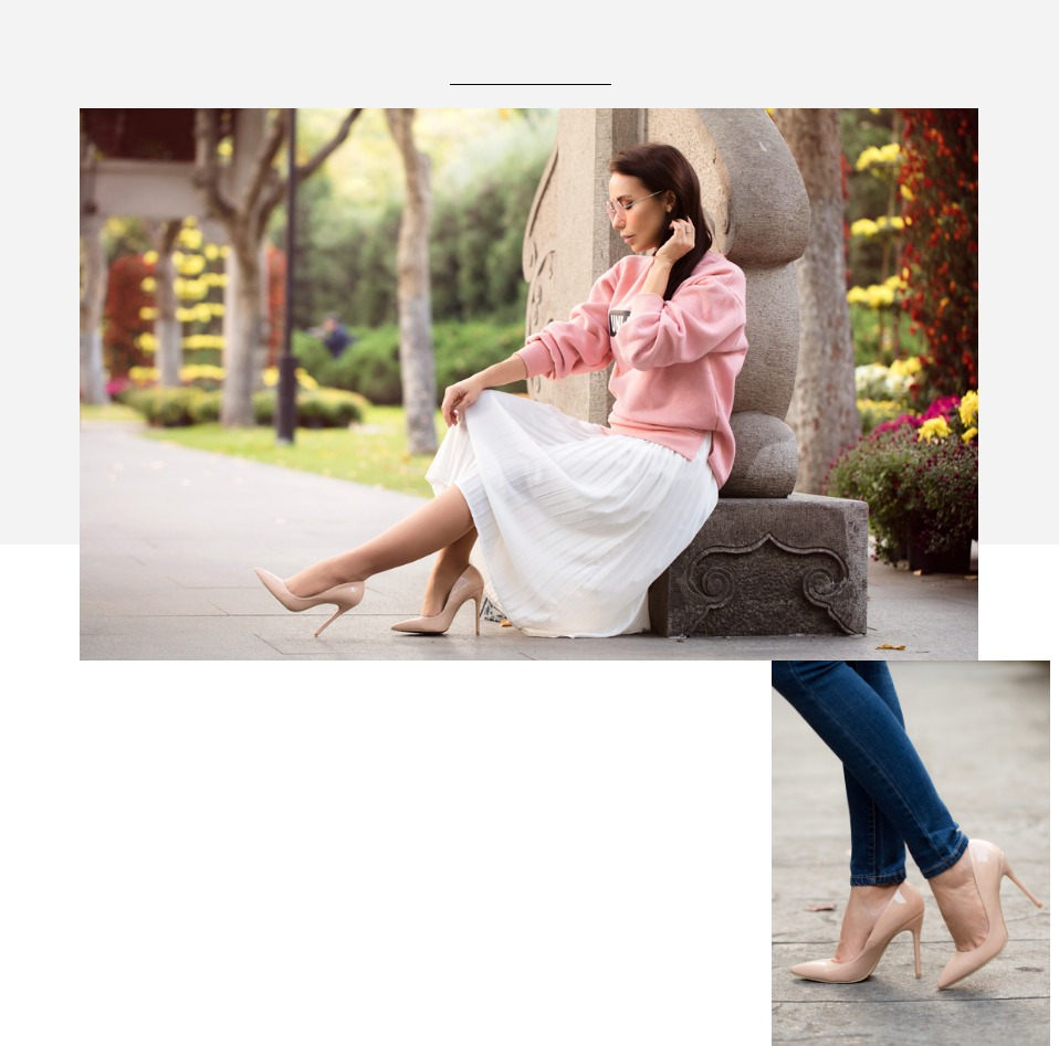 Shoes Women Genuine Leather Fashion Office and Career Rounded Toe 2-inch Block Heel Fashion Office Lady Pumps Size 34-41, K-307 80