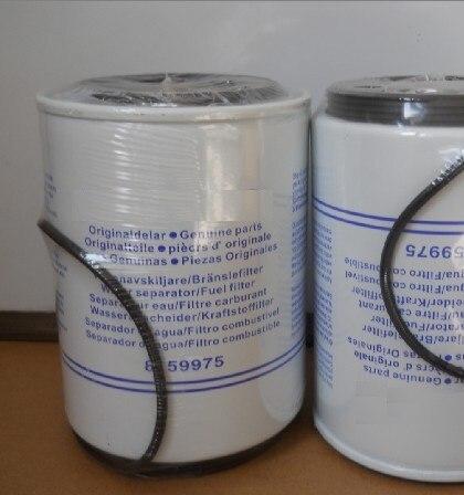 Il trasporto Libero 8159975 di Carburante separatore acqua Carburante filtro acqua generatore DieselIl trasporto Libero 8159975 di Carburante separatore acqua Carburante filtro acqua generatore Diesel