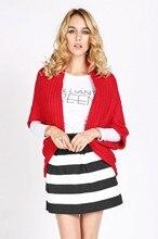 11.11 Alishebuy New Shawl Cape Women's Cardigans Girl Dress Casual Jackets Sweater Women's Coats Winter Woman Coat