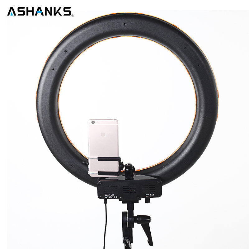 Ring Light Stand Ireland: 55W 5500K LED Selfie Ring Light With Light Stand