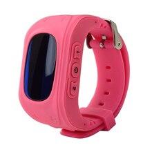 Smart baby uhr gps-verfolger kinder elektronische SOS für helfen kind sicherheit armbanduhr Smartwatch mit sim-karte handy uhren