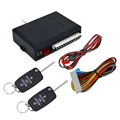 New car-styling Keyless Entry System Universal Car Auto Remote Central Kit Door Lock Locking Vehicle With Remote Controllers