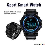 Aiwatch xwatch Sport Smart reloj pedometer cronómetro 5ATM impermeable smartwatch llamada mensaje recordatorio reloj para Android ios