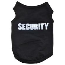 Security Pet Clothes