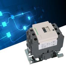 LC1D65 AC Contactor 3 Poles Coil Electrical Contactor 220V 65A 50/60Hz стоимость