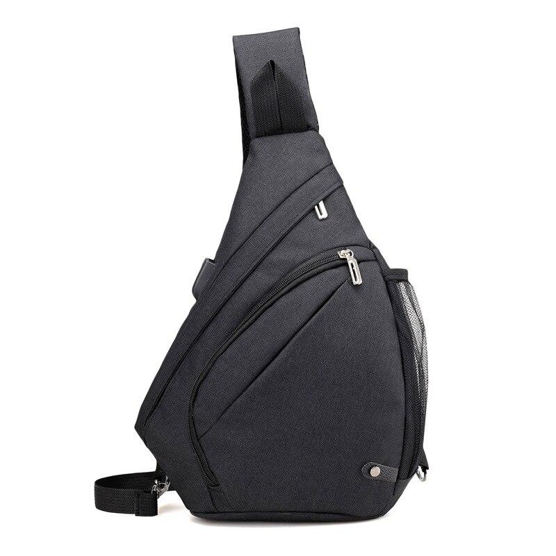 Ricarica Nuovo Bag Impermeabile 4 Viaggio Safebet Grande 2 3 Mochila Multifunzione 2018 Modo Style Da Capienza Usb Di Mens 1 Casual Crossbody 57wXqaw