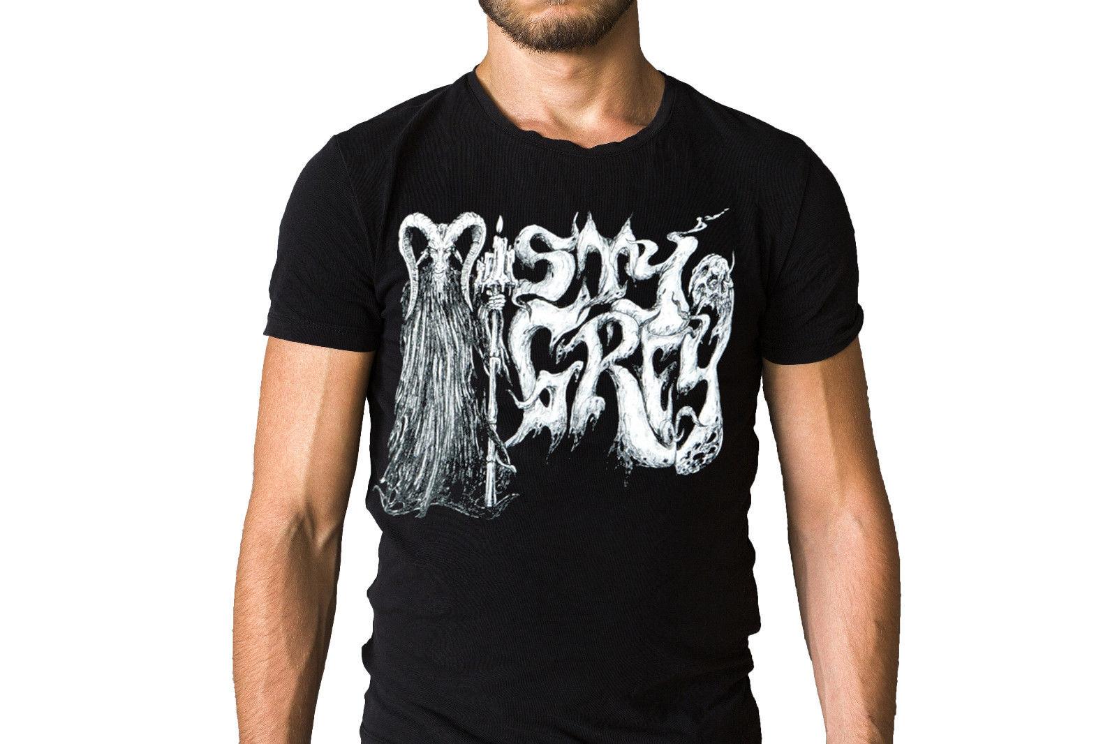 Misty Grey Group Freaks Of Doom Song Inspired T-Shirt