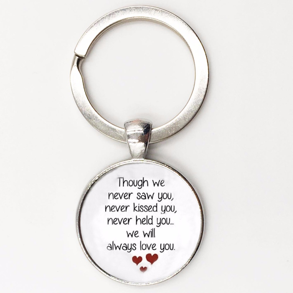 charm necklace miscarriage loss products bracelet memorial infant