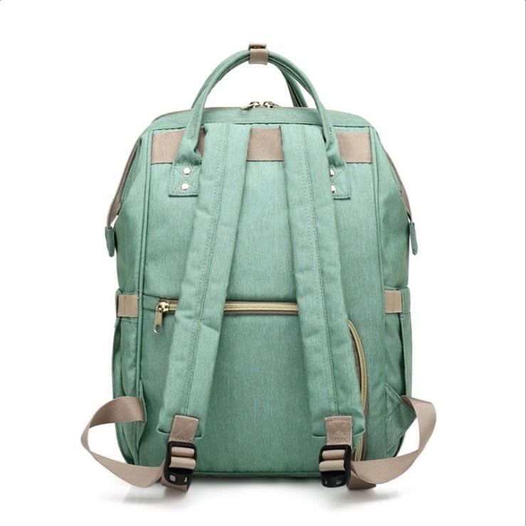 HappyFlute Fashion Mummy Maternity Diaper Bag Large Nursing Bag Travel Backpack Stroller Baby Bag Baby Care Nappy Backpack