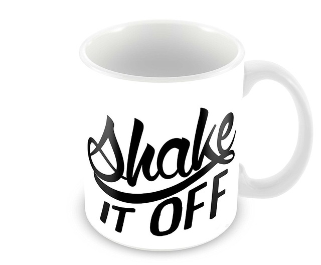 Shake It Off Coffee mugs Coffee Mug Tea mugen home decal beer travel