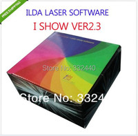 Tiangreen HOT Stage Laser Controller I SHOW 2 3 ILDA SOFTWARE For LASER LIGHTING USB