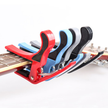 Guitar Capo Violao Capo Traste for Acoustic/Electric Classic Trigger Guitarra Capo Key Clamp Folk 15 flanger fc 09 acoustic guitar capo premium universal capo for 6 string classica electric guitar ukelele