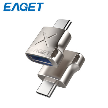 Eaget EZ03-T OTG Type C Adapter Type-C to USB 3.0 Cable Adapter Converter for Samsung S8 Huawei Mate9 Phone to Usb stick Adapter