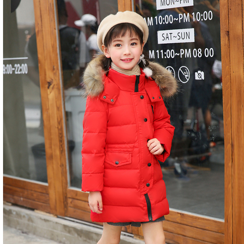 Little Girls Winter Warmly Jackets Made of Duck Down Thicken Girls Winter Outerwear age 4 5 6 7 8 9 10 yearsLittle Girls Winter Warmly Jackets Made of Duck Down Thicken Girls Winter Outerwear age 4 5 6 7 8 9 10 years